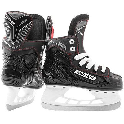 Bauer Junior NS Black Hockey Skate
