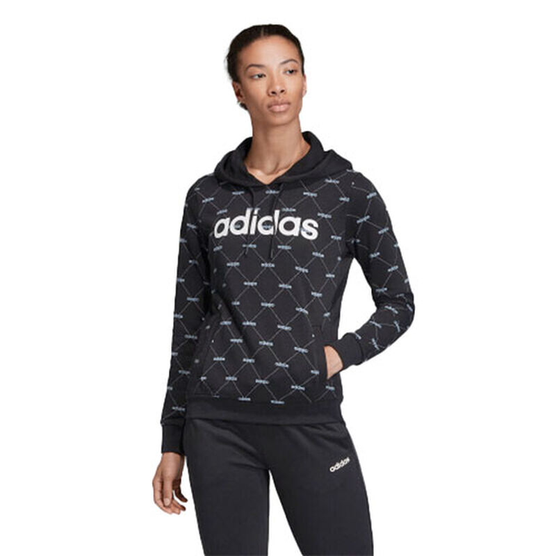 Women's Core Favorites Hoodie, Black, large image number 0