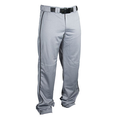 Cp Clutch Youth Stadium Piped Open Bottom Baseball Pant