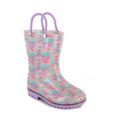Capelli Sport Girls' Mermaid Rain Boots