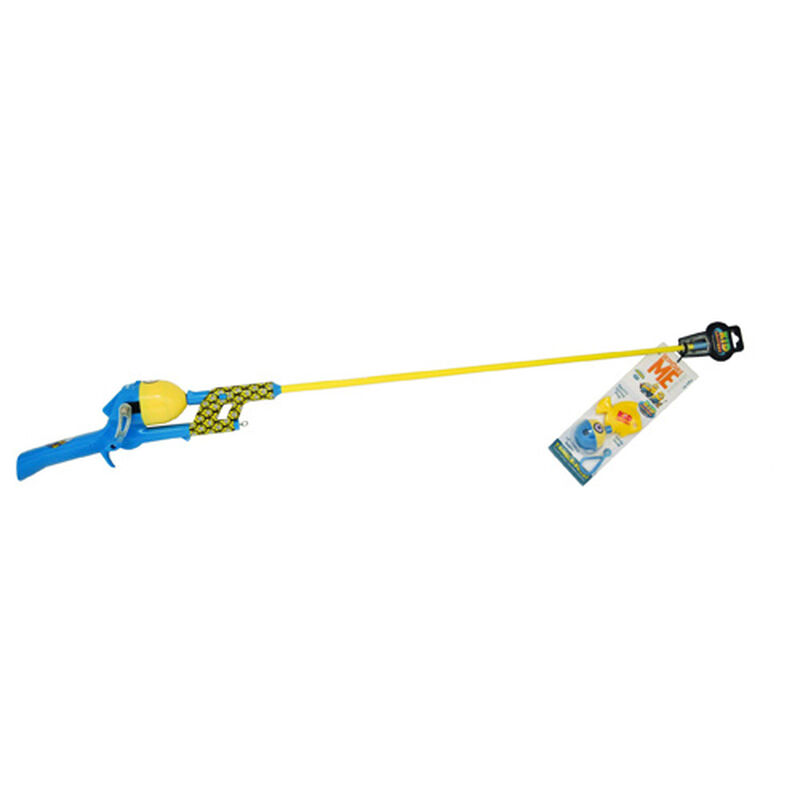 Youth Minions No-Tangle Fishing Rod, , large image number 0