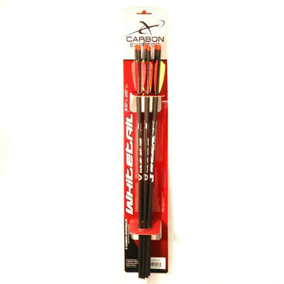 Carbon Express Whitetail Crossbow 20 Inch, 6 Pack Bolts