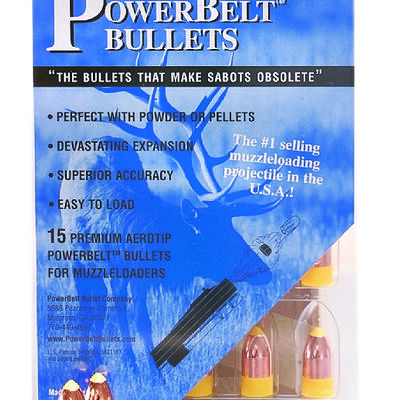 Cva PowerBelt Bullets 295 Grain