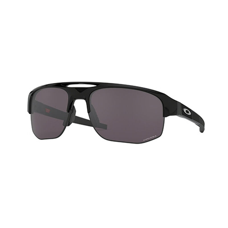 Mercenary Polished Black Prizm Lens Sunglasses, , large image number 0