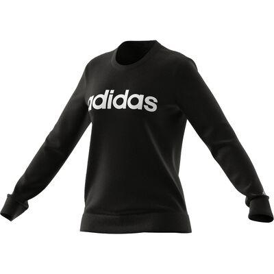 adidas Women's Linear Fleece Crew