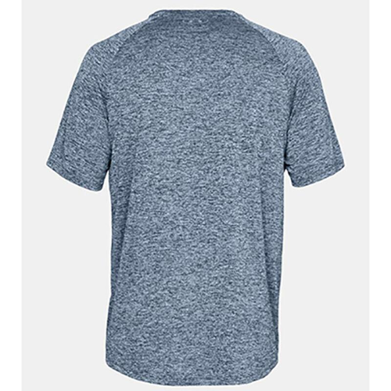 Men's Short Sleeve 2.0 Tech Tee, Navy, large image number 2