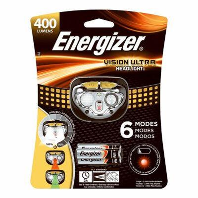 Energizer Vision HD Focus Head Lamp