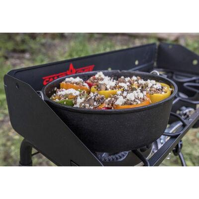"Camp Chef 12"" Cast Iron Classic Dutch Oven"