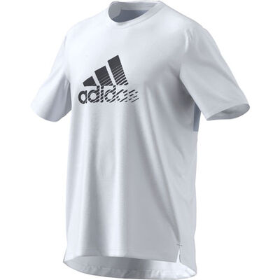 adidas Men's Fade Badge of Sport Tee