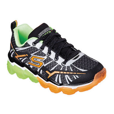 Skechers Boys' Skech-Air Turbo Shocks Running Shoes