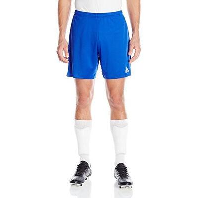 Men's Soccer Parma 16 Shorts, Royal Blue/White, large