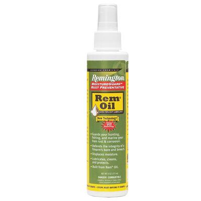 Remington Rem Oil with Moistureguard