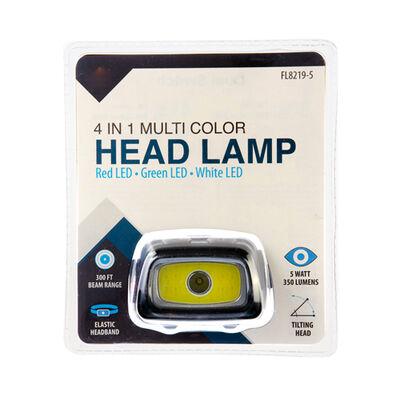 Se 350 Lumen 4-in-1 Tilting Head Lamp