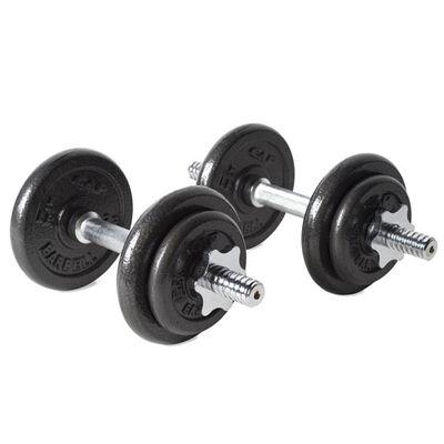 Cap 40lb Adjustable Cast Iron Dumbbells Set