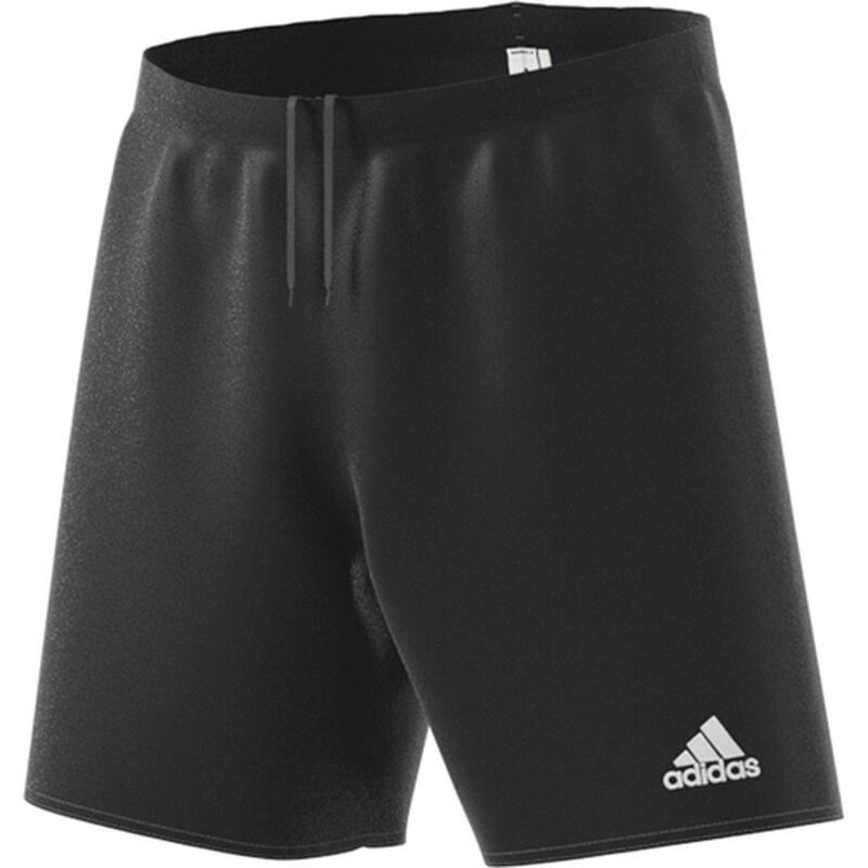 Men's Soccer Parma 16 Shorts, Black/White, large image number 0