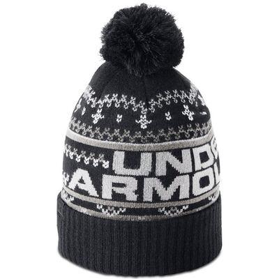 Under Armour Men's Retro Pom 3.0 Ski Hat