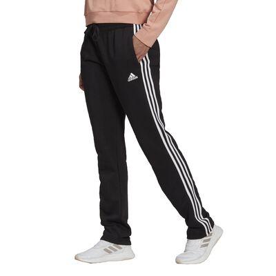 adidas Women's Essentials Comfort Fleece 3-Stripes Pants