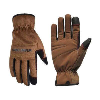 True Grip Duck Canvas Work Gloves