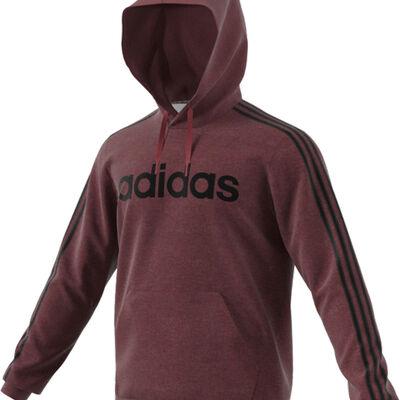 adidas Men's 3-Stripes Logo Fleece