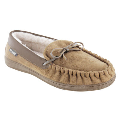 Men's Norwood Moccasin Slippers, , large