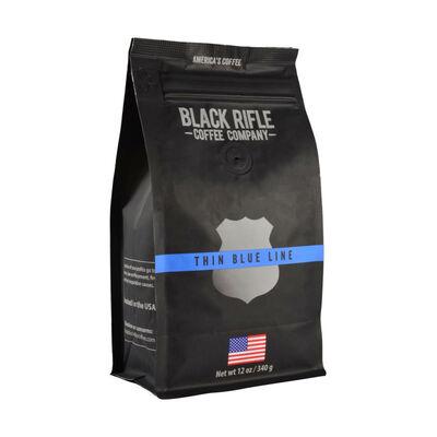 Black Rifle Coffee Co Thin Blue Line Coffee Roast
