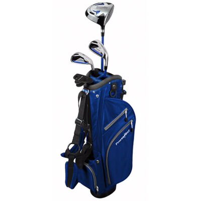 Powerbilt Golf Boys' TPS Right Hand Golf Set Ages 5-8
