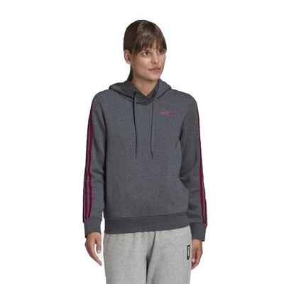 adidas Women's 3-Striped Hoodie