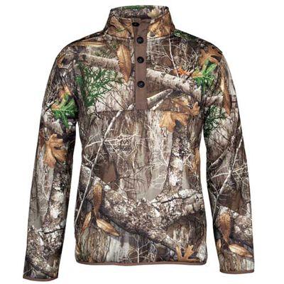 Habit Men's Fleece Pullover