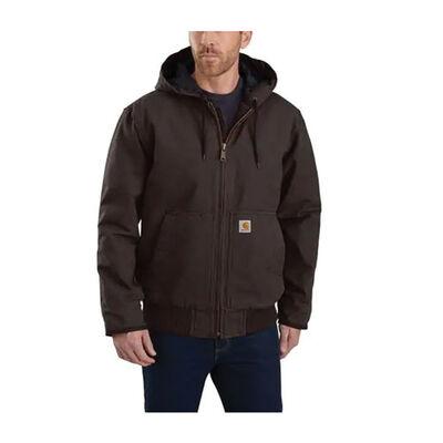 Men's Washed Duck Active Jacket, , large