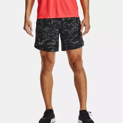 """Under Armour Men's Launch 7"""" Print Shorts"""