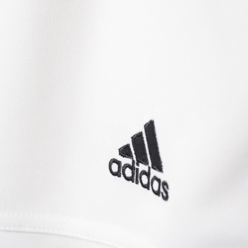 Women's Parma Shorts, White/Black, large image number 1