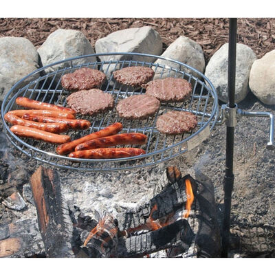 Pioneer Perfect Campfire Grill, , large
