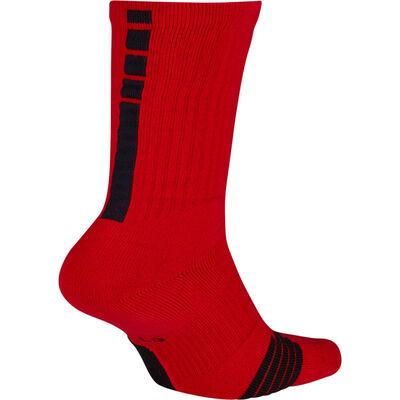 Youth Elite Crew Socks, , large
