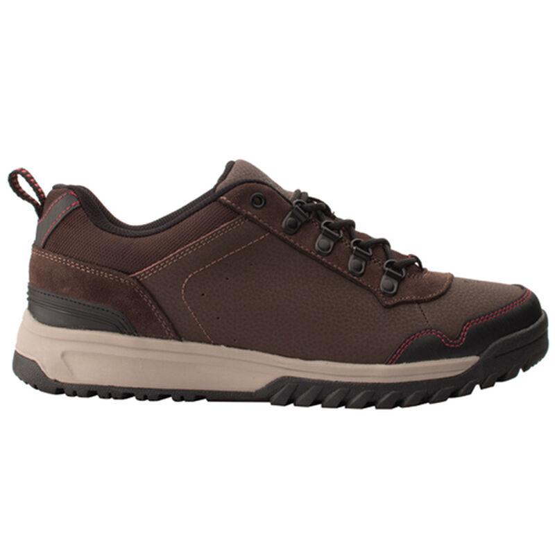 Men's Baraga Dark Brown Shoes, , large image number 0