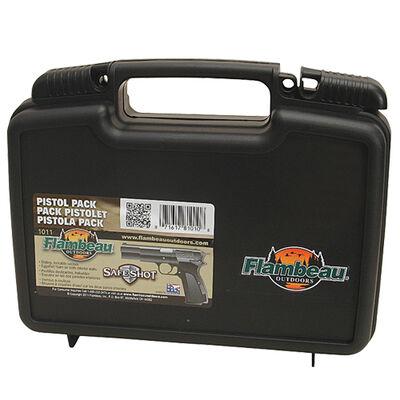 Flambeau Single Pistol Case