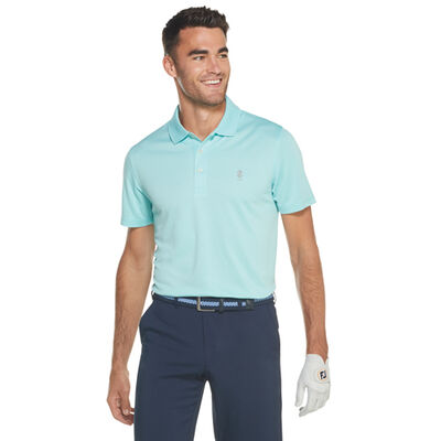 Izod Men's Champion Grid Golf Polo