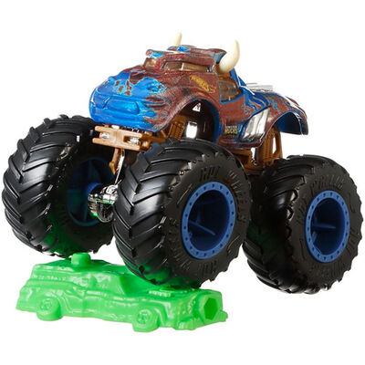 Mattel Monster Truck Die Cast