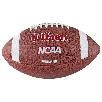 Wilson NCAA Red Zone Junior Size Composite Leather Football