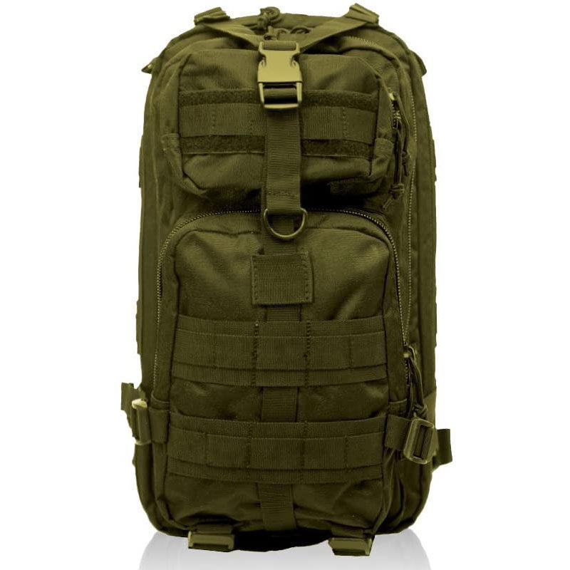 Medium Tactical Transport Backpack, Dkgreen,Moss,Olive,Forest, large image number 0