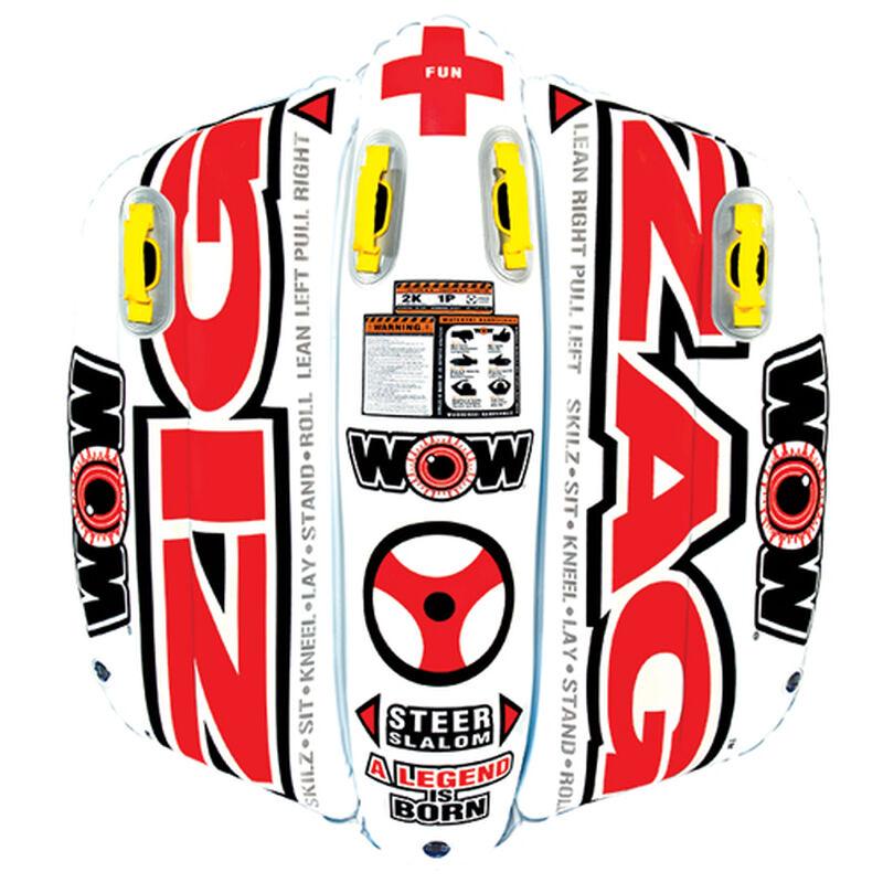 Zig Zag Towable Tube, , large image number 0