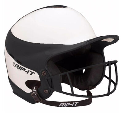 Rip It Vision Pro Softball Helmet With Mask