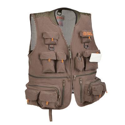 Master Sportsmn Alpine 27 Pocket Mesh Back Fishing Vest
