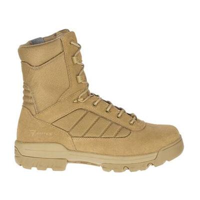 """Bates Men's 8"""" Tactical Sport Side Zip Work Boots"""