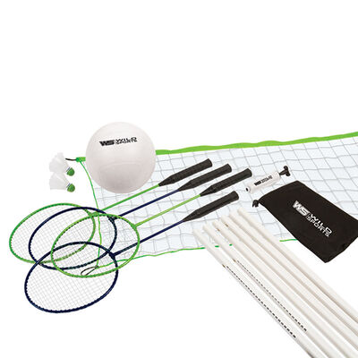 Volleyball/Badminton Combo Game, , large
