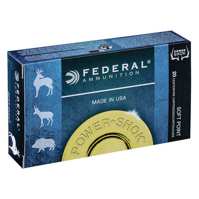 Federal Non-Typical 30-30 150 GR