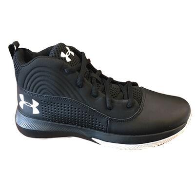 Under Armour Boys' Lockdown Basketball Shoes
