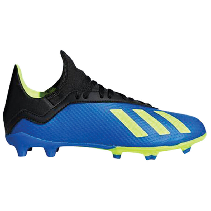 Youth X 18.3 FG Cleats, , large image number 1