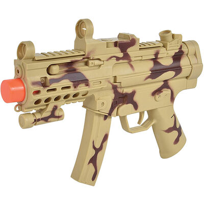 Maxx Action Mini tactical pistol machine with lights and sounds