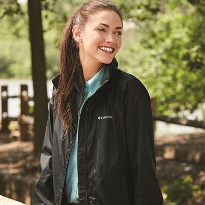 Columbia Women's Rainwear Switchback Jacket