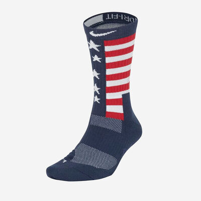 Nike Youth Team USA Elite Socks